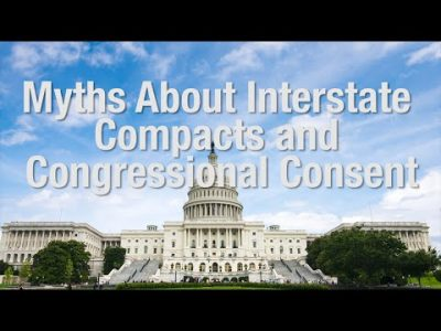 Myths About Interstate Compacts