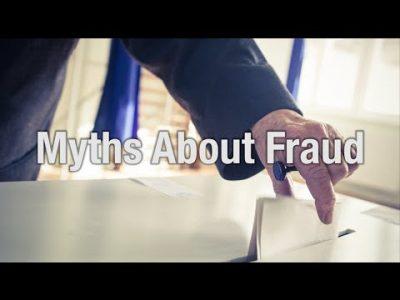 Myths About Fraud