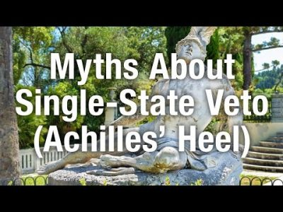 Myths About Single-State Veto (Achilles' Heel)