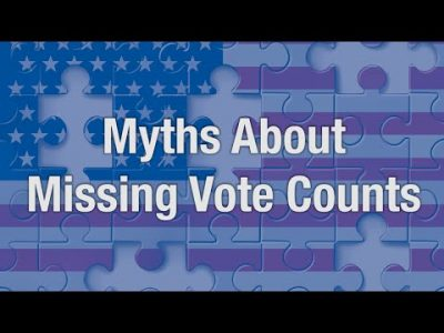 Myths About Missing Vote Counts